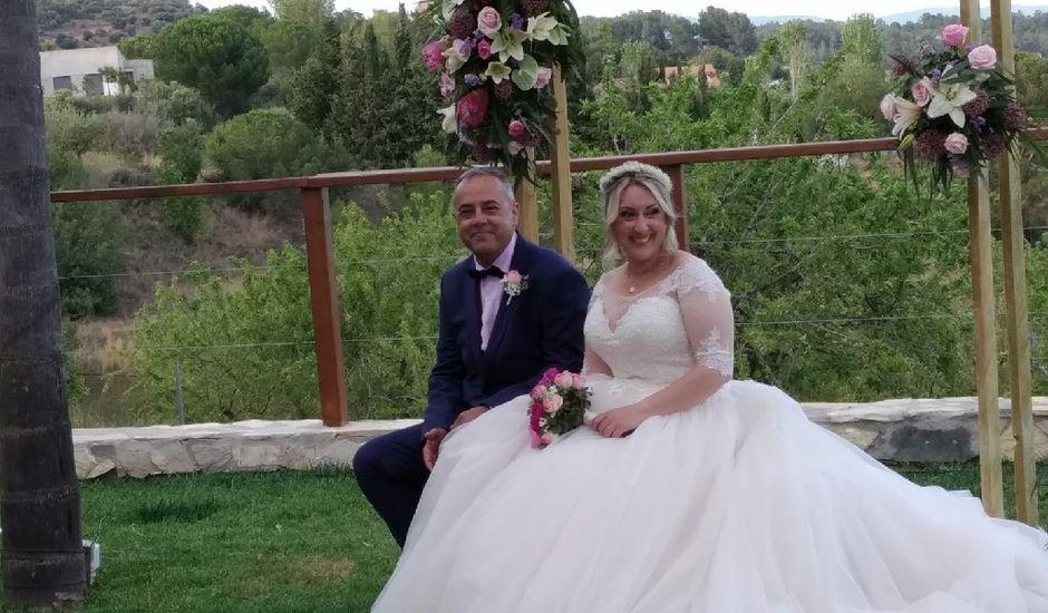 La boda de Toni y Marta en L' Albiol, Tarragona