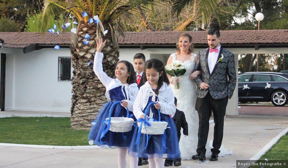 La boda de David y Laura en Aranjuez, Madrid