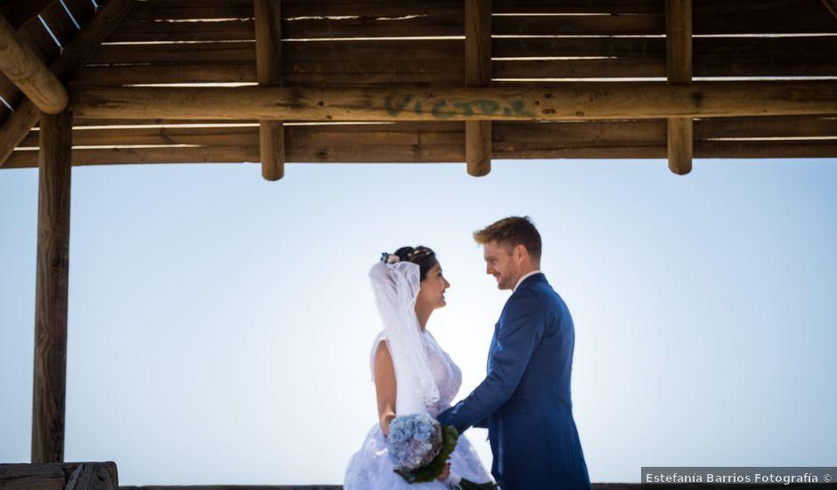 La boda de Jesus y Miriam en San Fernando, Cádiz