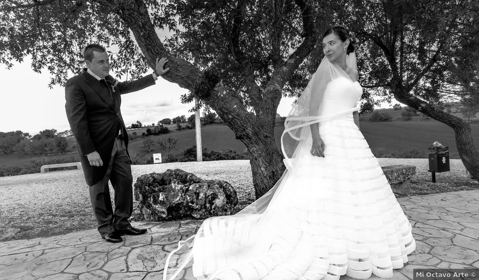 La boda de Álvaro y Zaida en Mondejar, Guadalajara