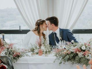 La boda de Sandra y Rufo