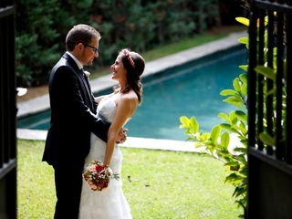 La boda de Eli y Enric