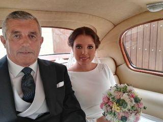 La boda de Alba y Fco Javier 2