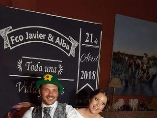 La boda de Alba y Fco Javier 3
