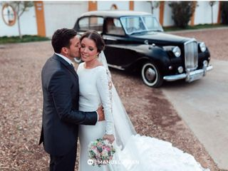 La boda de Alba y Fco Javier