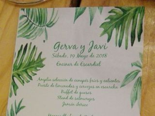 La boda de Javier y Gervasio 1
