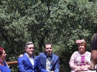 La boda de Javier y Gervasio