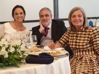 La boda de Belén y Cormac 1