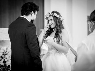 La boda de Elizabeth y Fernando 2