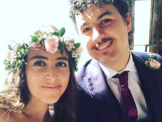 La boda de Elizabeth y Fernando