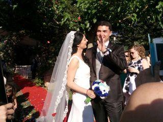 La boda de Alina  y Oscar