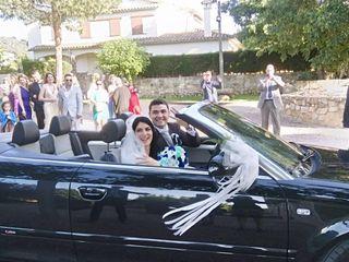 La boda de Alina  y Oscar  2
