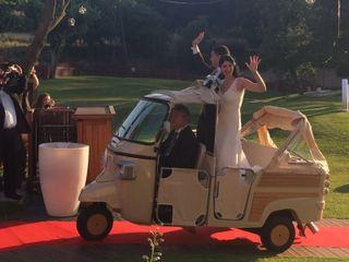 La boda de Alina  y Oscar  3