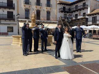 La boda de Eva María  y Daniel 1
