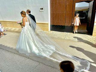 La boda de Eva María  y Daniel 3
