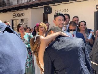 La boda de Eva María  y Daniel
