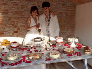 La boda de Joana y Helena