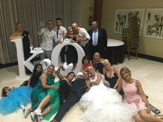 La boda de Kiara y Omar 3