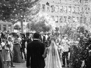 La boda de Rebeca y Freddy