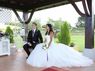 La boda de Ruth y Borja