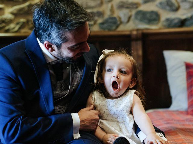 La boda de Raul y Lorena en Rascafria, Madrid 8