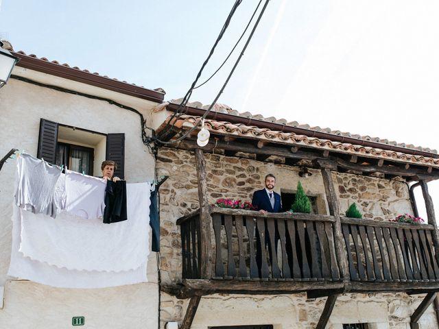 La boda de Raul y Lorena en Rascafria, Madrid 15