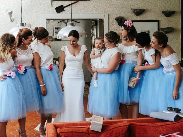 La boda de Raul y Lorena en Rascafria, Madrid 41