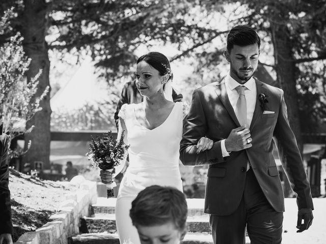 La boda de Raul y Lorena en Rascafria, Madrid 53
