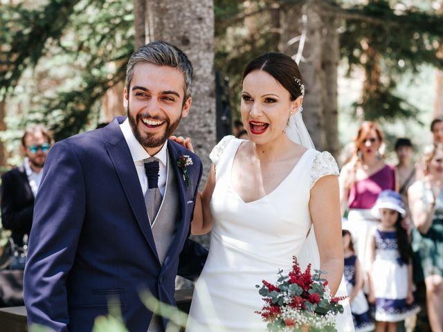 La boda de Raul y Lorena en Rascafria, Madrid 58