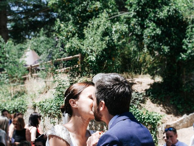 La boda de Raul y Lorena en Rascafria, Madrid 63