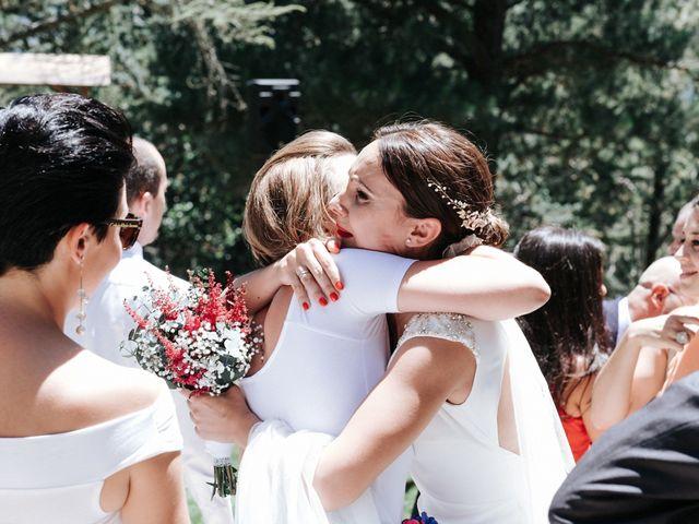 La boda de Raul y Lorena en Rascafria, Madrid 69