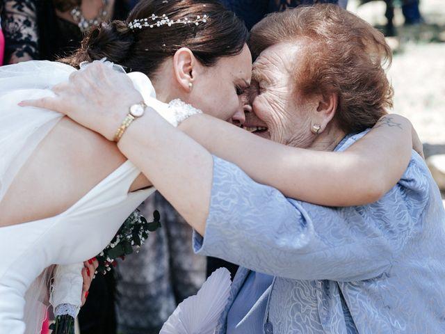 La boda de Raul y Lorena en Rascafria, Madrid 71