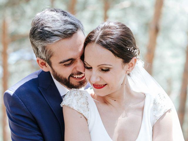 La boda de Raul y Lorena en Rascafria, Madrid 72