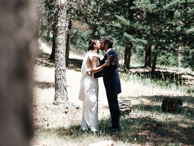 La boda de Raul y Lorena en Rascafria, Madrid 84