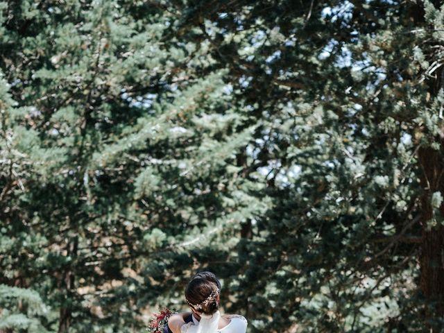 La boda de Raul y Lorena en Rascafria, Madrid 85