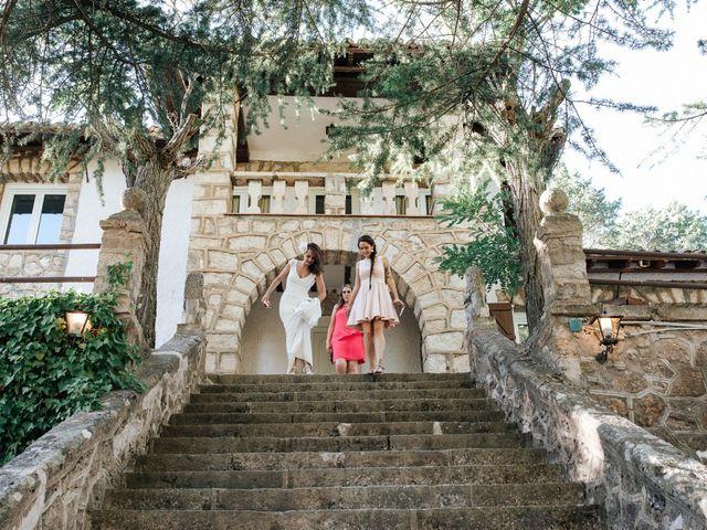 La boda de Raul y Lorena en Rascafria, Madrid 100