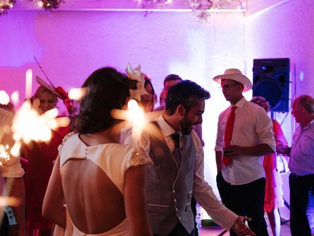 La boda de Raul y Lorena en Rascafria, Madrid 101