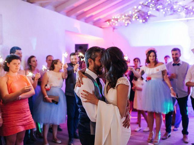 La boda de Raul y Lorena en Rascafria, Madrid 102