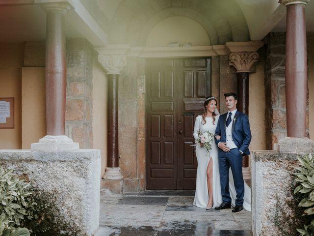 La boda de Rufo y Sandra en Santa Marina (Siero), Asturias 18