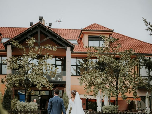 La boda de Rufo y Sandra en Santa Marina (Siero), Asturias 30