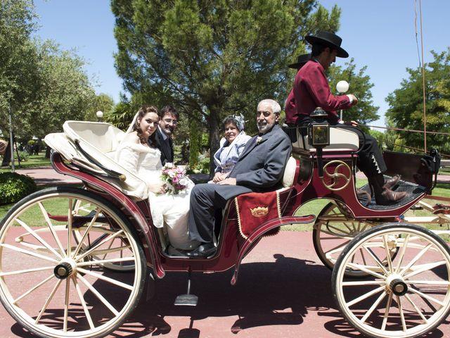 La boda de Paola y Miguel en Alcalá De Henares, Madrid 6