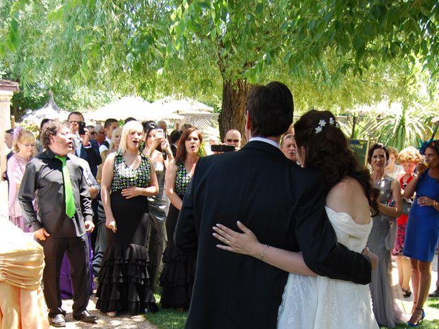 La boda de Paola y Miguel en Alcalá De Henares, Madrid 10
