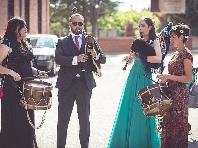 La boda de Raúl  y Alexandra  en Madrid, Madrid 14