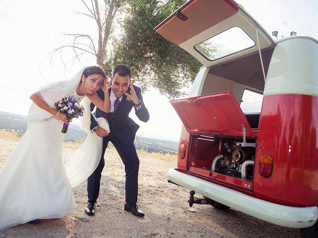 La boda de Raúl  y Alexandra  en Madrid, Madrid 15
