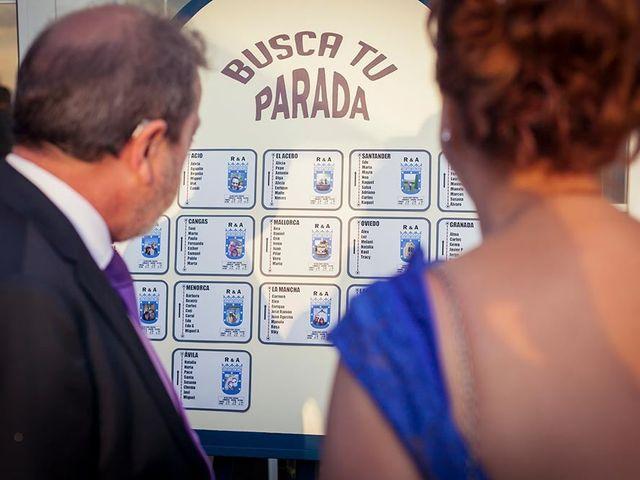 La boda de Raúl  y Alexandra  en Madrid, Madrid 17