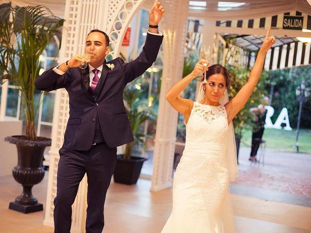 La boda de Raúl  y Alexandra  en Madrid, Madrid 19