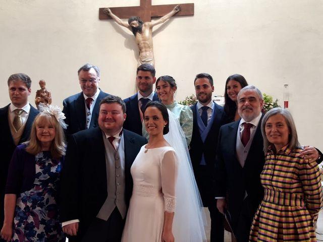 La boda de Belén y Cormac