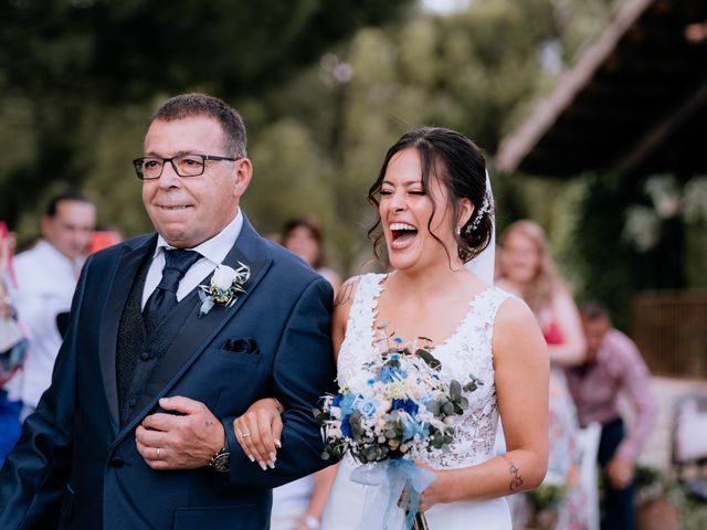 La boda de Raquel y Iván en Rubio, Barcelona 1