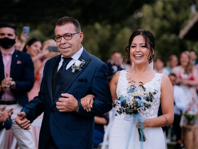 La boda de Raquel y Iván en Rubio, Barcelona 117