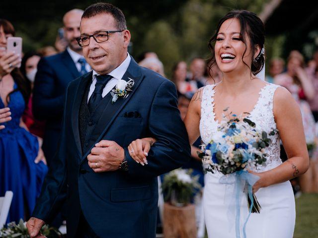 La boda de Raquel y Iván en Rubio, Barcelona 118